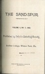 Sandspur, Vol. 09, No. 02, 1903