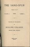 Sandspur, Vol. 16, No. 01, 1910