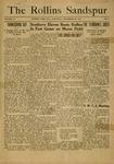 Sandspur, Vol. 18, No. 01, November 20, 1915