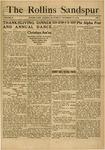 Sandspur, Vol. 18, No. 02, November 27, 1915