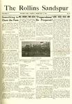 Sandspur, Vol. 18, No. 09, February 05, 1916
