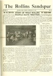 Sandspur, Vol. 18, No. 10, February 12, 1916