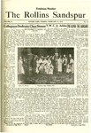 Sandspur, Vol. 18, No. 11, February 19, 1916 by Rollins College