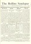Sandspur, Vol. 18, No. 20, April 29, 1916