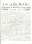 Sandspur, Vol. 19, No. 02, October 07, 1916