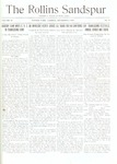 Sandspur, Vol. 19, No. 10, December 2, 1916