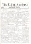 Sandspur, Vol. 19, No. 16, January 27, 1917