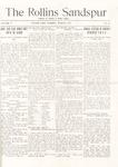 Sandspur, Vol. 19, No. 21, March 3, 1917