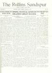 Sandspur, Vol. 19, No. 22, March 10, 1917
