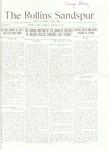 Sandspur, Vol. 19, No. 23, March 17, 1917