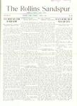 Sandspur, Vol. 19, No. 26, April 7, 1917