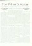 Sandspur, Vol. 19, No. 27, April 14, 1917