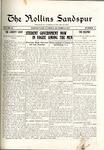Sandspur, Vol. 20, No. 03, October 6, 1917 by Rollins College