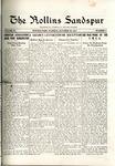 Sandspur, Vol. 20, No. 05, October 20, 1917