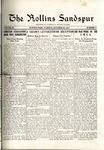 Sandspur, Vol. 20, No. 05, October 20, 1917 by Rollins College