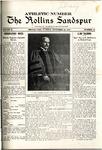 Sandspur, Vol. 20, No. 10, November 24, 1917 by Rollins College