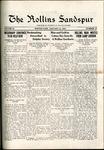 Sandspur, Vol. 20, No. 16, January 12, 1918