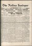 Sandspur, Vol. 20, No. 20, February 9, 1918