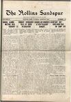 Sandspur, Vol. 20, No. 24, March 9, 1918 by Rollins College