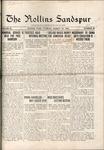 Sandspur, Vol. 20, No. 27, March 30, 1918