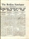 Sandspur, Vol. 22, No. 19, March 19, 1921 by Rollins College