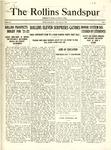 Sandspur, Vol. 23, No. 01, October 14, 1921