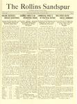 Sandspur, Vol. 24, No. 04, October 27, 1922