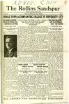 Sandspur, Vol. 25, No. 04, October 19, 1923