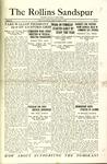 Sandspur, Vol. 25, No. 06, November 2, 1923