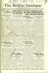 Sandspur, Vol. 25, No. 07, November 9, 1923