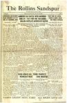 Sandspur, Vol. 25, No. 08, November 16, 1923 by Rollins College