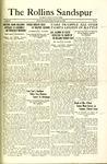 Sandspur, Vol. 25, No. 09, November 23, 1923