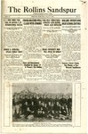 Sandspur, Vol. 25, No. 14, January 11, 1924