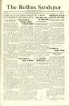Sandspur, Vol. 25, No. 23, March 14, 1924 by Rollins College