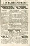 Sandspur, Vol. 25, No. 26, April 4, 1924