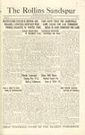 Sandspur, Vol. 26, No. 03, October 3, 1924 by Rollins College