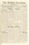 Sandspur, Vol. 26, No. 05, October 17, 1924 by Rollins College