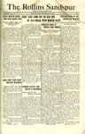 Sandspur, Vol. 28, No. 08, November 12, 1926