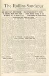 Sandspur, Vol. 26, No. 13, December 12, 1924 by Rollins College
