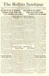 Sandspur, Vol. 26, No. 15, January 9, 1925