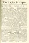 Sandspur, Vol. 26, No. 16, January 16, 1925