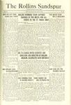 Sandspur, Vol. 26, No. 22, March 6, 1925