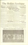 Sandspur, Vol. 26, No. 25, March 27, 1925