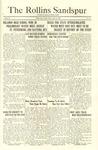 Sandspur, Vol. 26, No. 27, April 10, 1925 by Rollins College