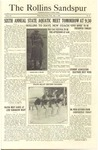Sandspur, Vol. 26, No. 30, May 1, 1925 by Rollins College