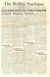 Sandspur, Vol. 26, No. 34, May 29, 1925