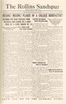 Sandspur, Vol. 27, No. 06, October 30, 1925