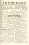 Sandspur, Vol. 27, No. 08, November 13, 1925 by Rollins College