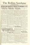 Sandspur, Vol. 27, No. 09, November 20, 1925