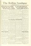 Sandspur, Vol. 27, No. 10, November 27, 1925